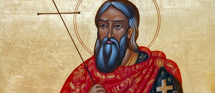 Άγιος Θεόδωρος ο Γαβράς
