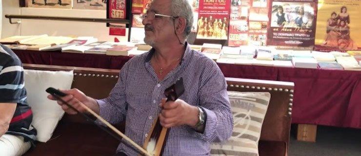 Έφυγε από τη ζωή ο Χρήστος Τσενεκίδης