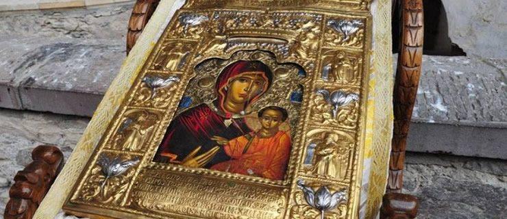 Η εικόνα της Παναγίας Σουμελά