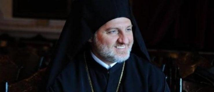 Ελπιδοφόρος - Ο νέος Αρχιεπίσκοπος Αμερικής