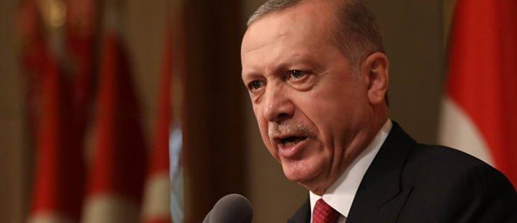 Ο Ερντογάν μιλάει για Γενοκτονία