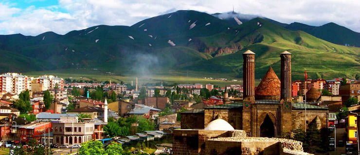 Ερζερούμ - Η πόλη των Ρωμιών
