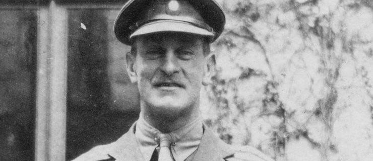 Μνημείο προς τιμήν του George Treloar