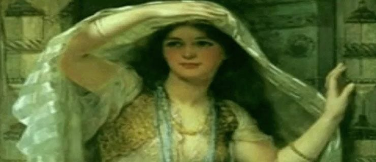 Μαρία Γκιούλ Μπαχάρ - Η θαυμαστή ιστορία της