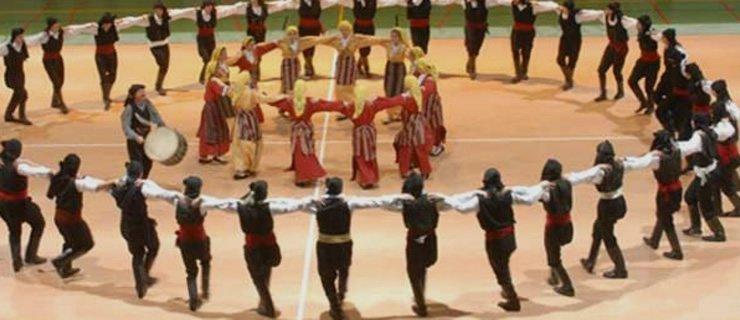 Ποντιακός χορός - Κότσαρι