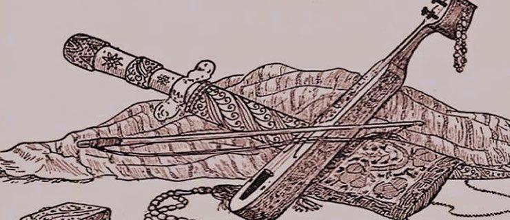 Λυράρης και θάνατος