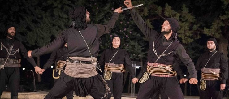 Πιτσάκ - Χορός των Μαχαιριών