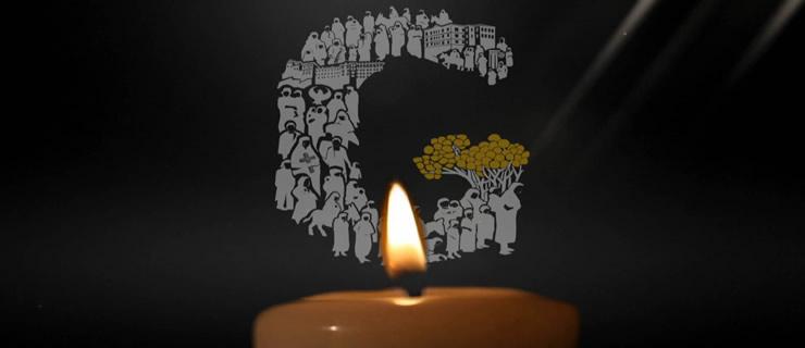 Ένα κερί για κάθε αθώο θύμα της Γενοκτονίας