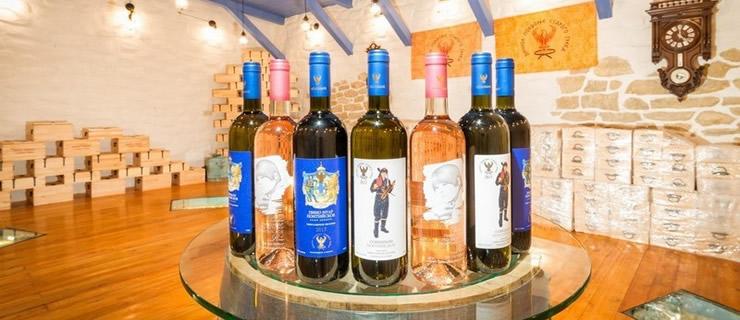 Το Ποντιακό κρασί του Βαλέριου Ασλανίδη