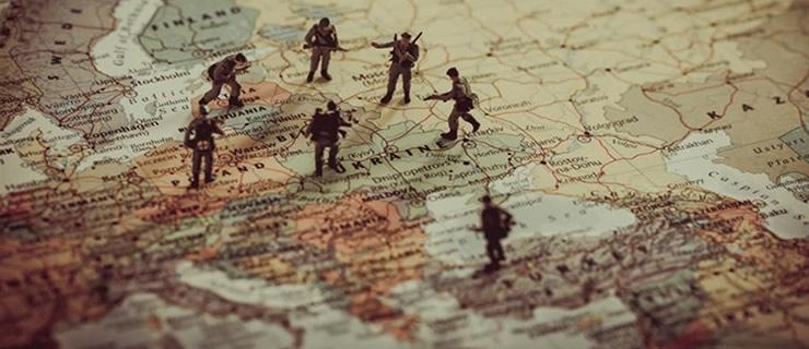 Από τη Βαλτική στον Εύξεινο Πόντο
